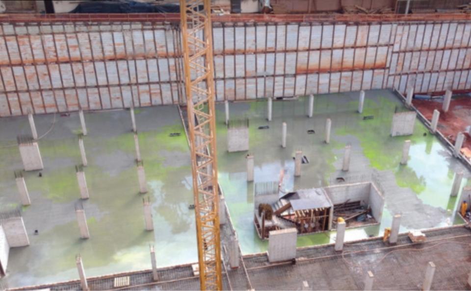 SUPERMAX – Concreto de baixa permeabilidade