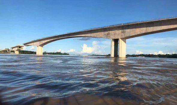 Ponte do Rio Madeira